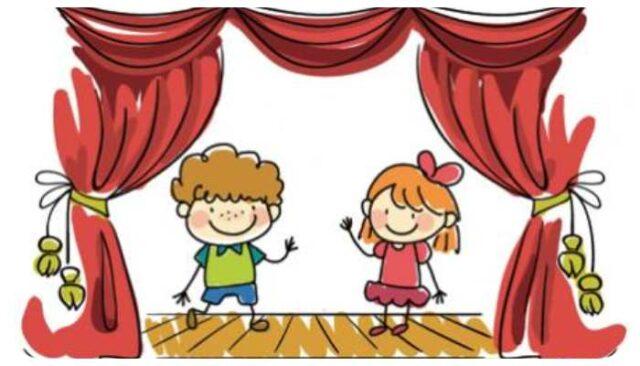 Το θεατρικό παιχνίδι στην προσχολική ηλικία. Πηγή εικόνας: https://www.thessi.gr