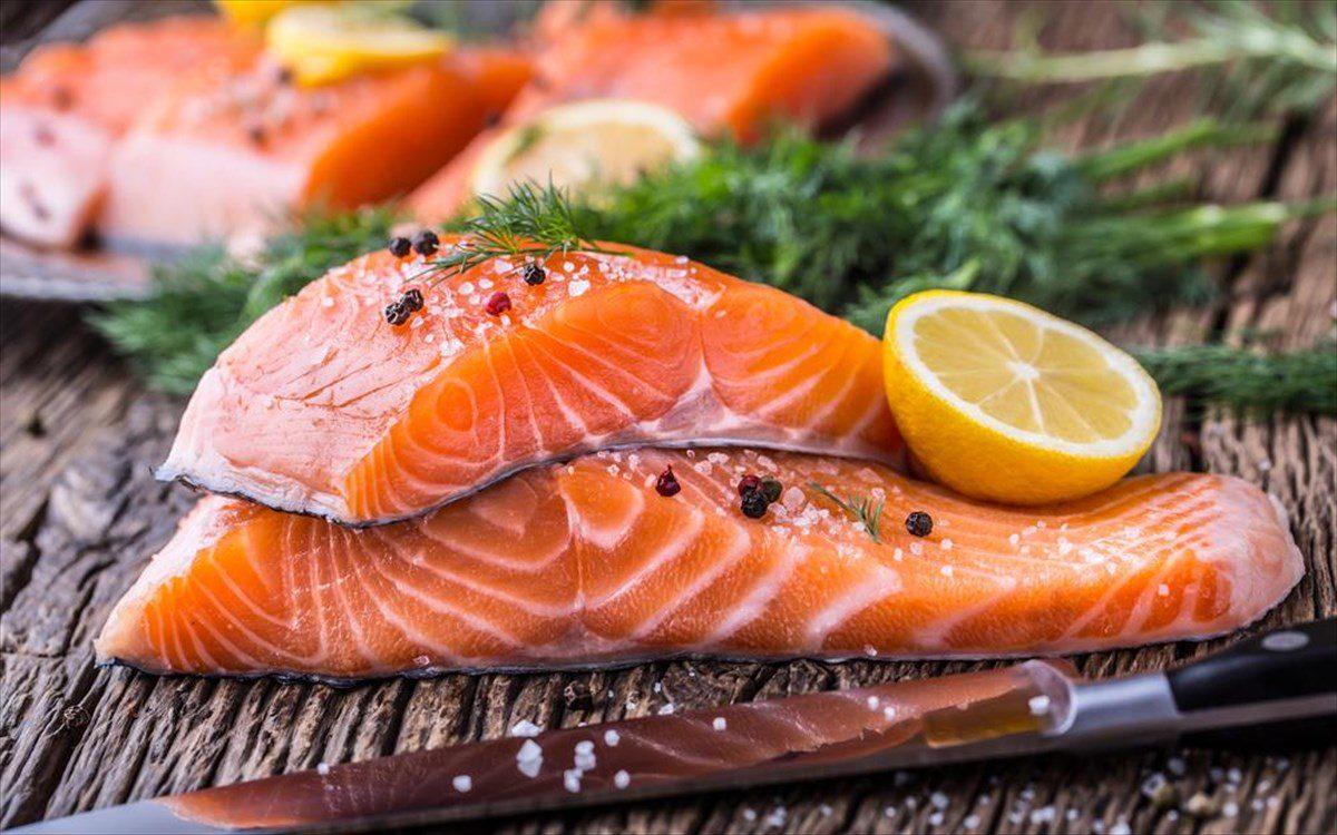 Σολομός: Ένα ψάρι με πολλά οφέλη για την υγεία μας