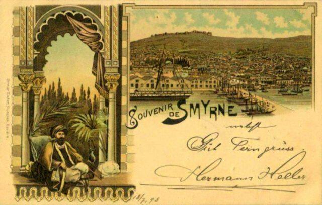 Πηγή εικόνας: lifo.gr|Η αίγλη της Σμύρνης.