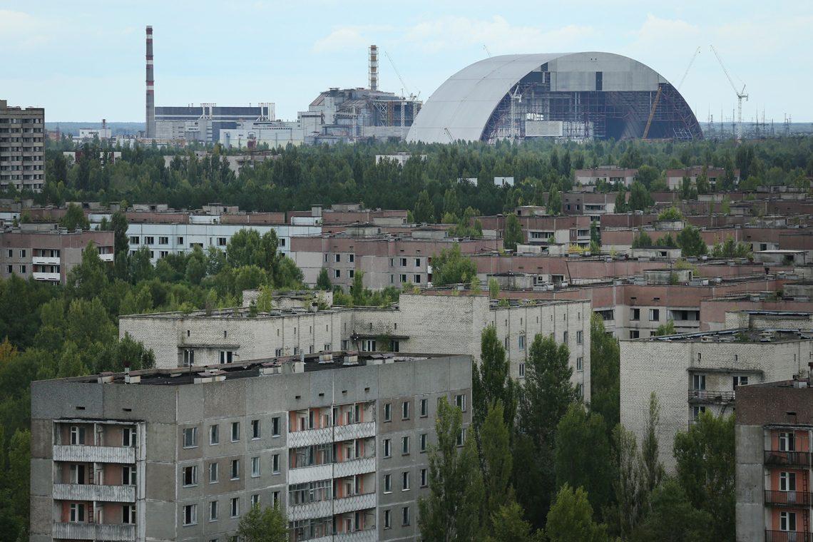 Dark Tourism -Chernobyl
