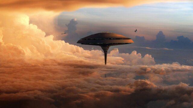 ζωή στην Αφροδίτη: πόλη στα σύννεφα