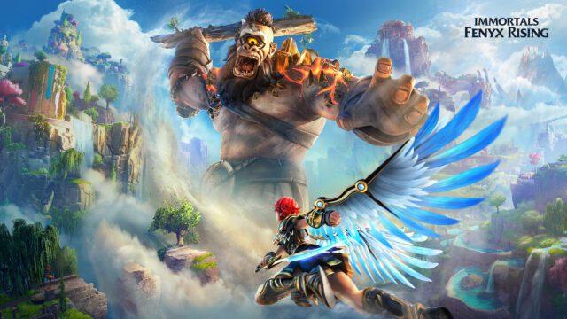 Immortals Fenyx Rising Wallpaper