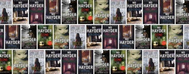 Ο λύκος της Mo Hayder