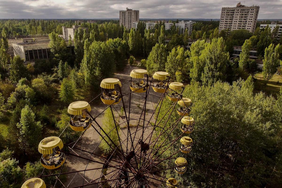 Dark Tourism-Chernobyl
