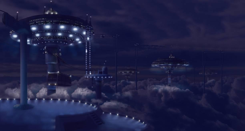 Ζωή στην Αφροδίτη:Πόλη στα σύννεφα εμπνευσμένη από την αντίστοιχη στο Star Wars