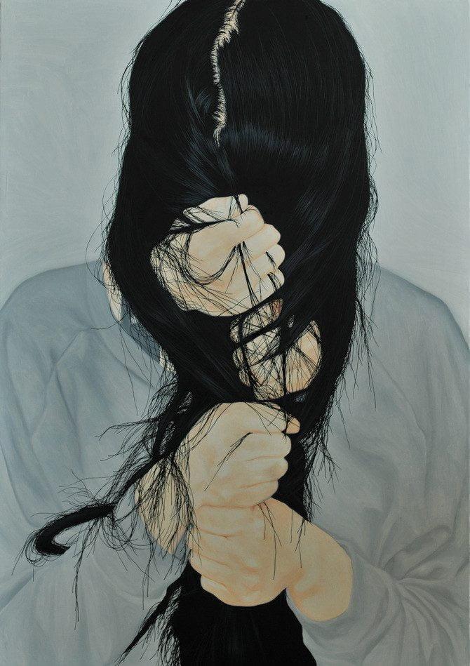 Τριχοτιλλομανία: η ακατανίκητη επιθυμία να τραβάς τα μαλλιά σου