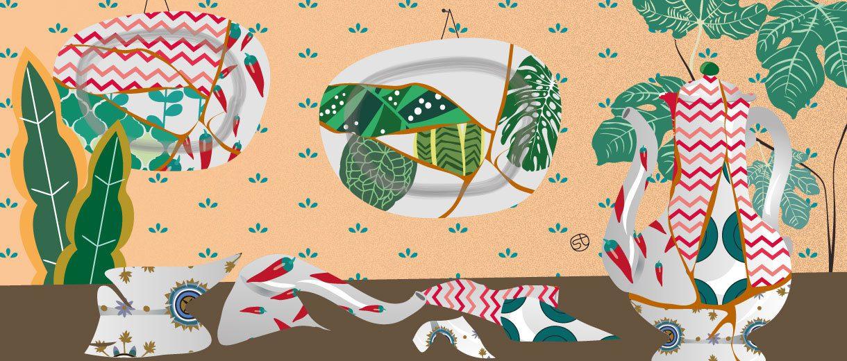 Kintsugi: Μια αρχαία τέχνη με ιδιαίτερη σημασία
