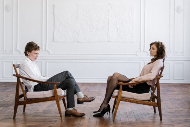 Επίσκεψη σε ψυχολόγο
