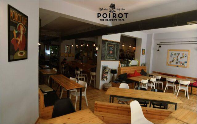 Poirot Cafe