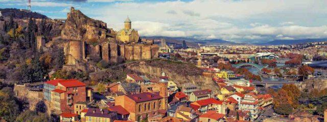 Τιφλίδα: Η πόλη των δύο εποχών