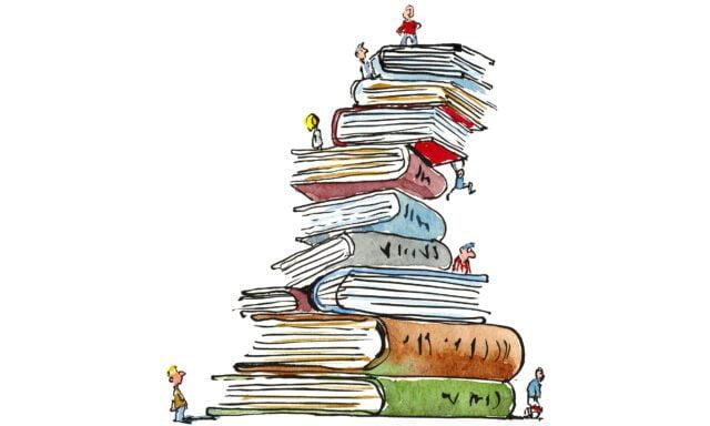 Οι βιβλιοθήκες των άλλων