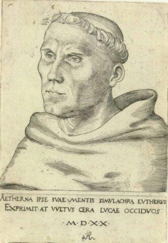 Πηγή εικόνας: se-skepseis.gt ! Απεικόνιση του Λούθηρου