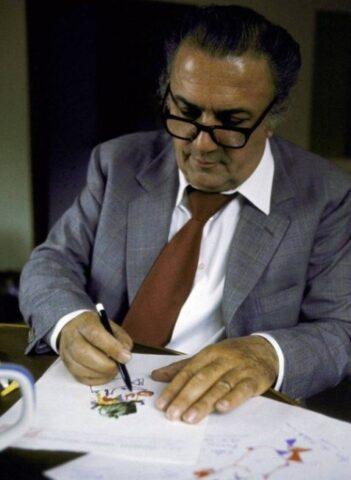 Φεντερίκο Φελίνι