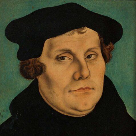 Πηγή εικόνας: eranistis.net ! Μαρτίνος Λούθηρος