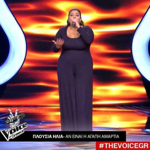 Πλουσία Ηλία, τραγούδι, Μυτιλήνη, ελληνίδα τραγουδίστρια