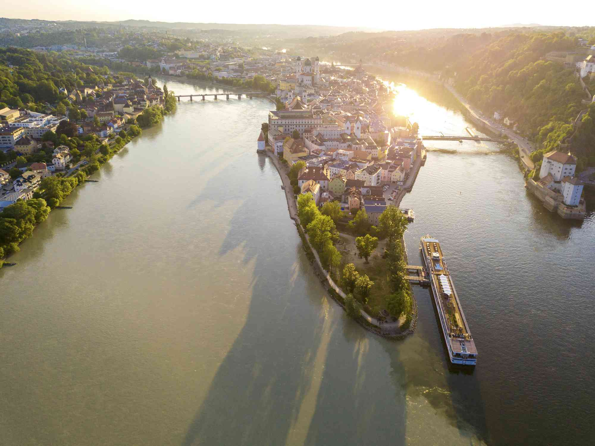 Πόλη Passau