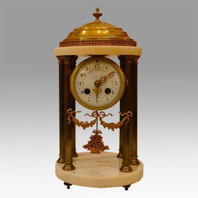 Γαλλικό ρολόι στυλ Louis XVI