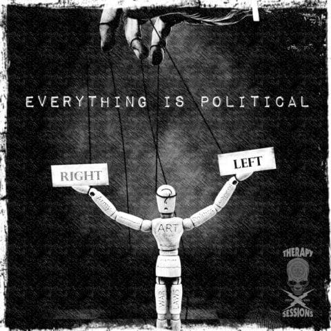 Επιστήμονας - Όλα είναι πολιτική