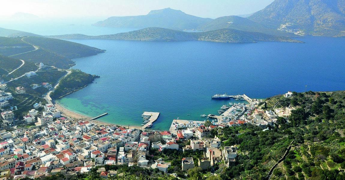 Φούρνοι Κορσεών: Το νησί των Πειρατών