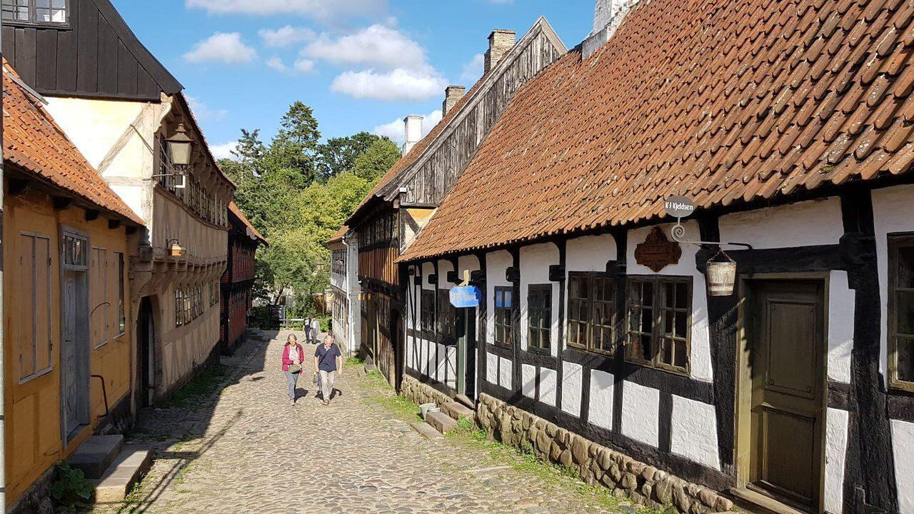 Παλιά πόλη Άαρχους