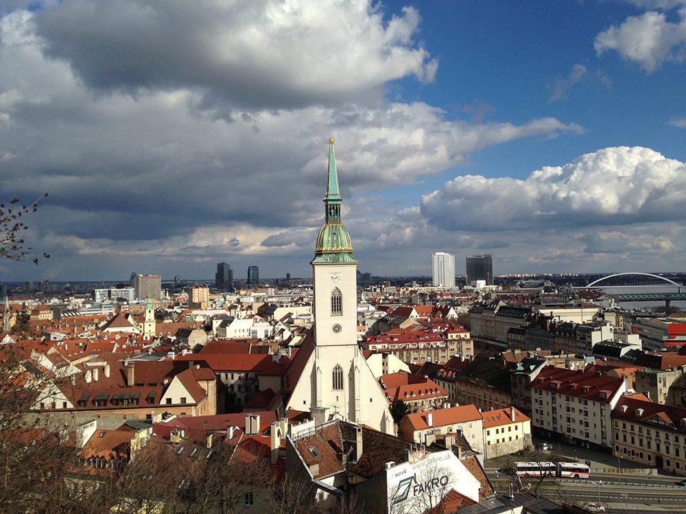 Μπρατισλάβα-Σλοβακία