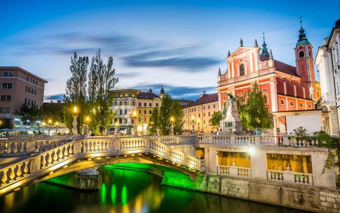 Λιουμπλιάνα-Σλοβενία