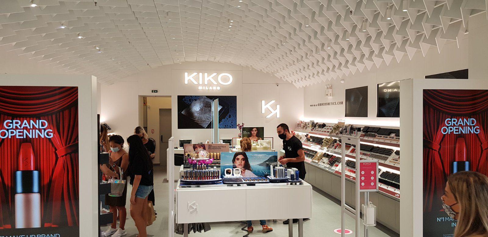 Kiko Milano Athens