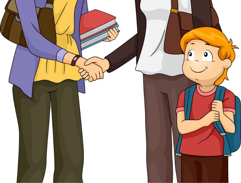 Συνεργασία σχολείου - οικογένειας