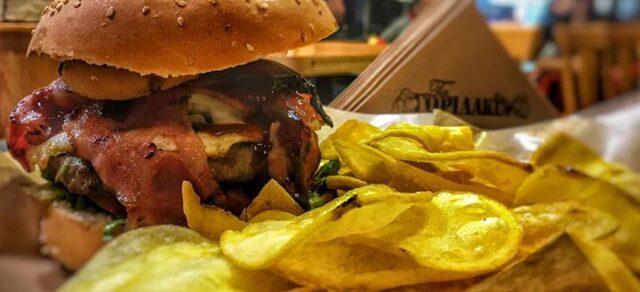 το καλύτερο burger στην Θεσσαλονίκη