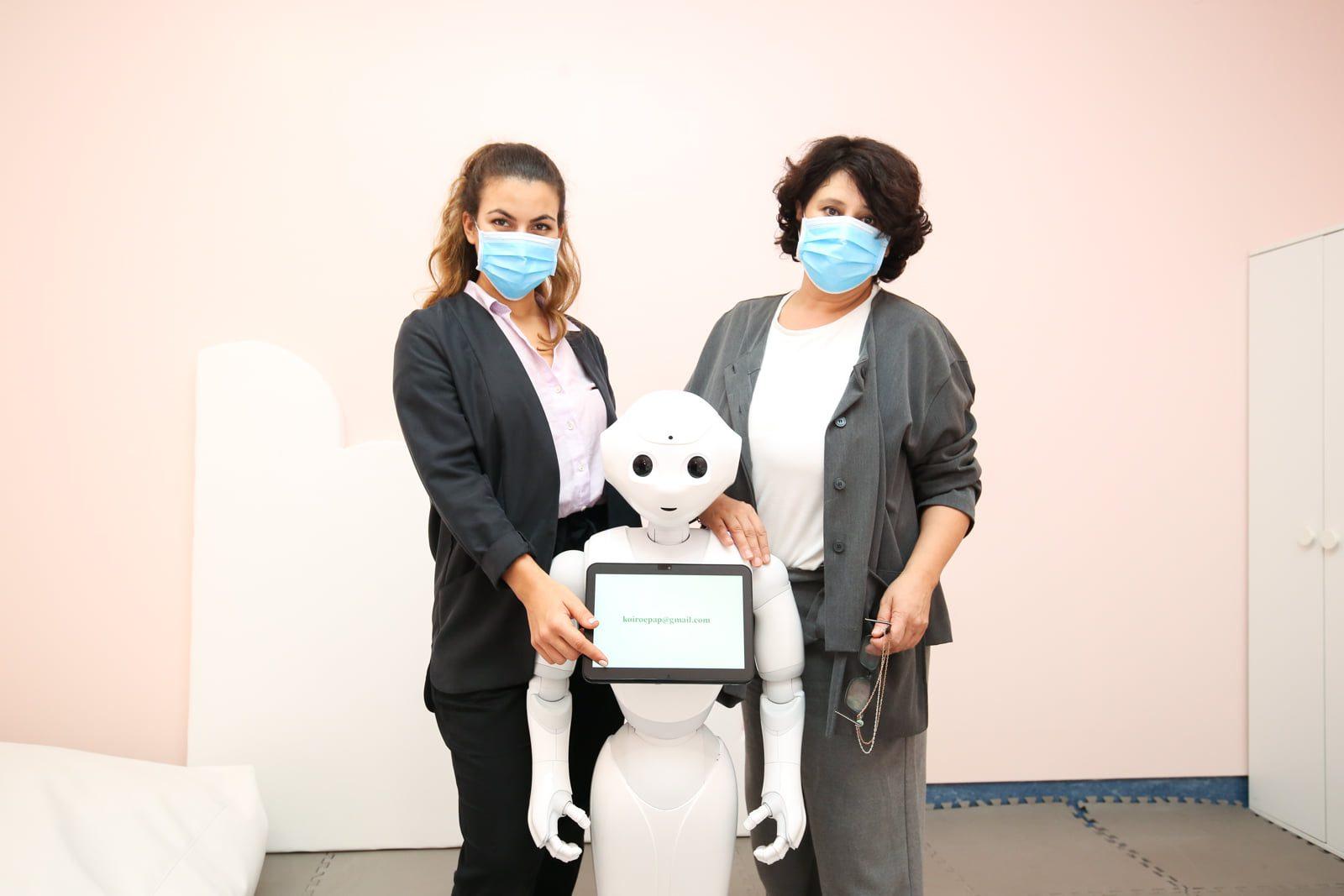 ρομπότ Pepper