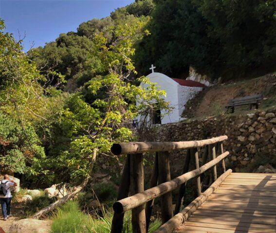 Το άγνωστο χωριό κοντά στο Ρέθυμνο