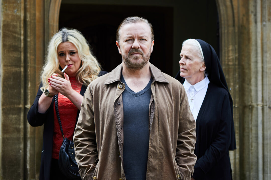 Ricky Gervais afterlife