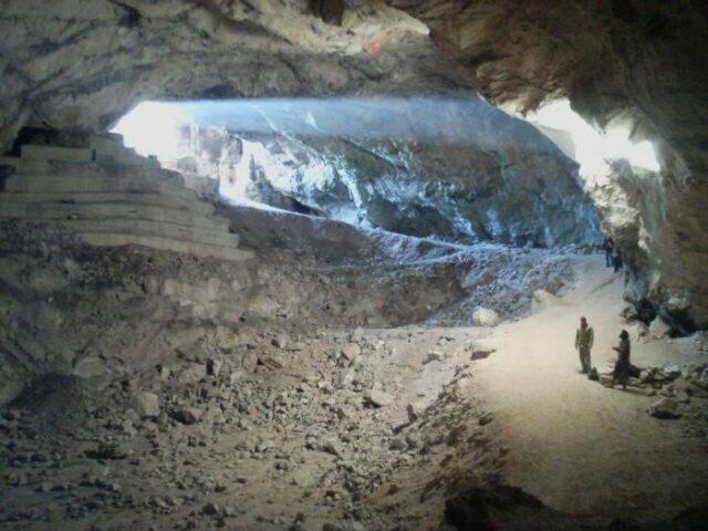 Το σπήλαιο Νταβέλη