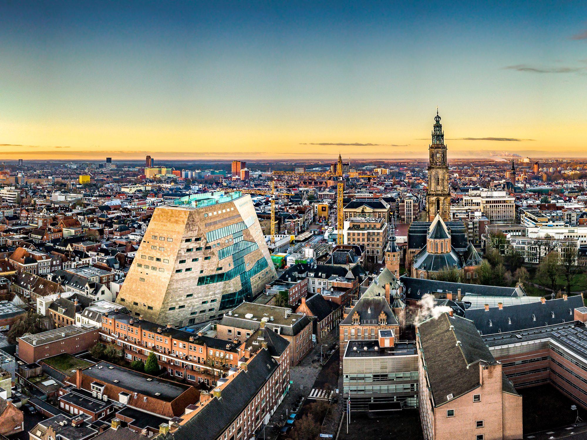 Χρόνινγκεν: Η διάσημη φοιτητούπολη της Ολλανδίας