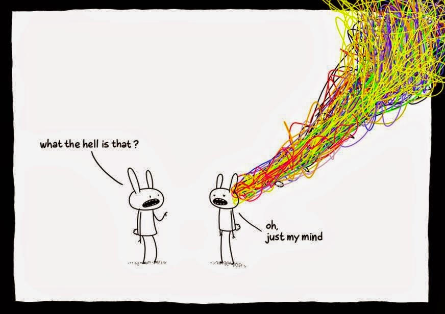 Ανήσυχες σκέψεις