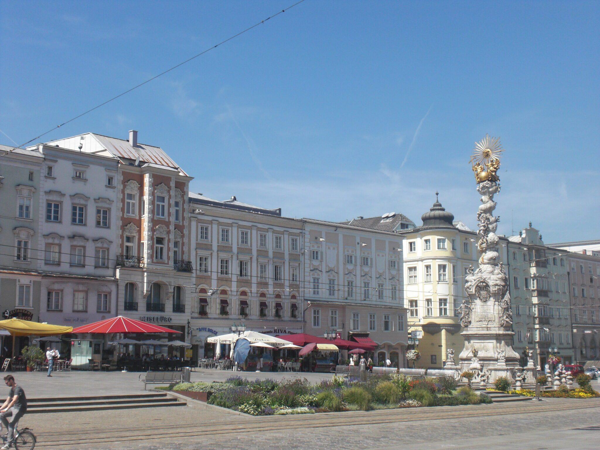 Λιντς: Ανακαλύψτε την πόλη των καλών τεχνών της Αυστρίας