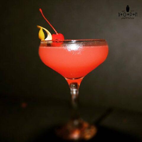 Ποπ Χορν, cocktail