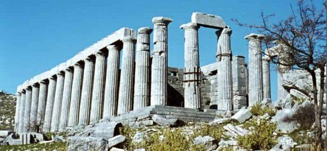 αρχαιοελληνικό κλασικό κάλλος