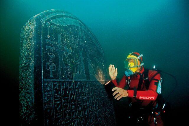 ενάλια αρχαιολογία