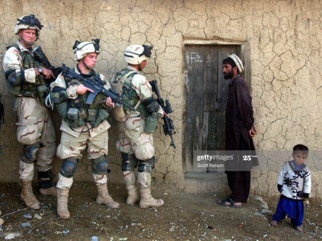 Πόλεμος στον Αφγανιστάν