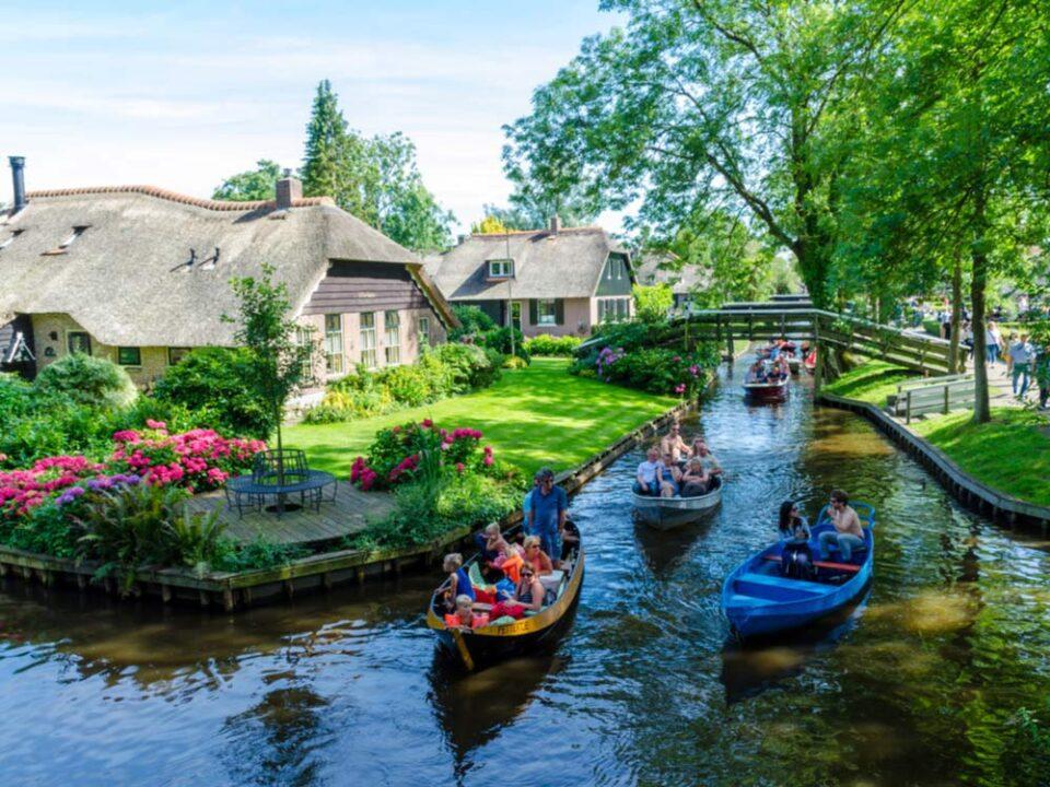 Το άγνωστο χωριό της Ολλανδίας βρίσκεται στην λίστα με 4+1 χωριά στην Ευρωπαική ύπαιθρο