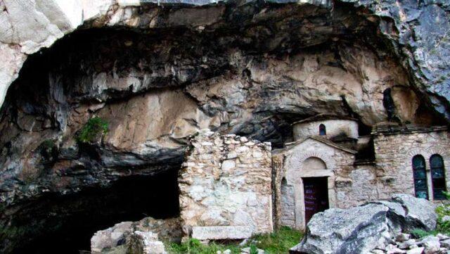Σπήλαιο Νταβέλη