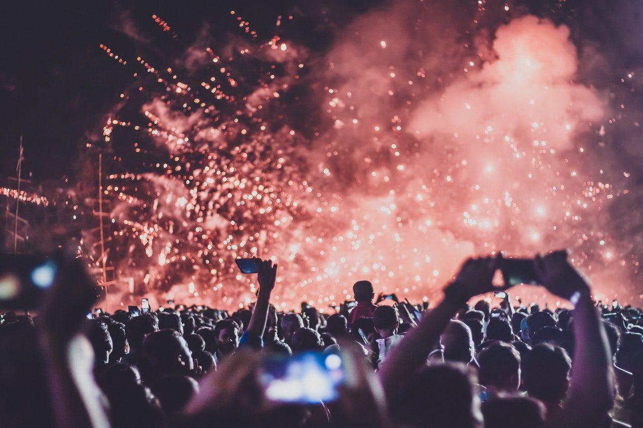 μουσική συναυλία
