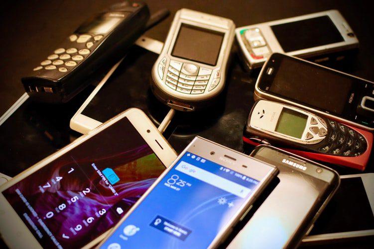 μπορείς να ανακυκλώσεις και το κινητό σου