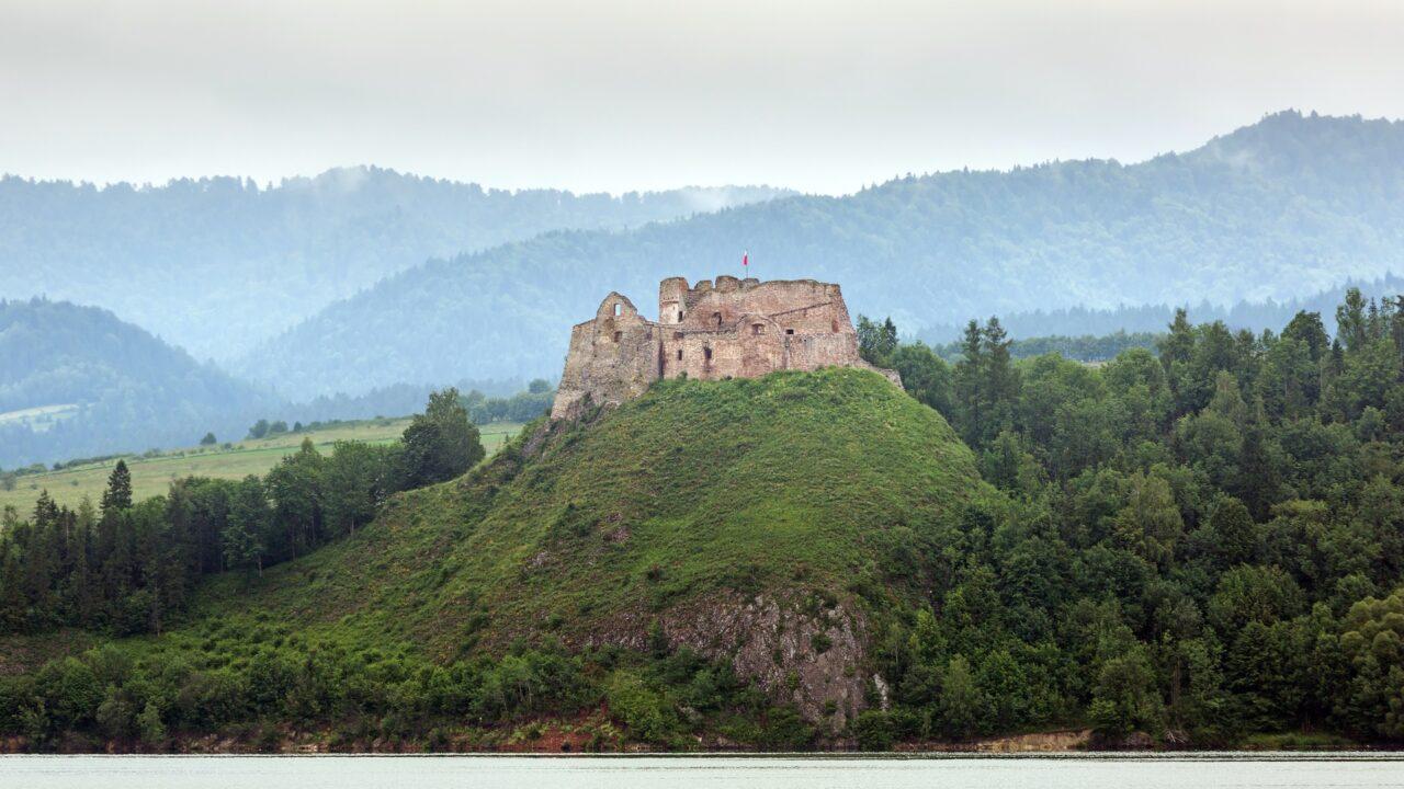 Czorstyn castle