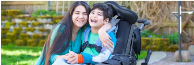 γονείς παιδιών με αναπηρία