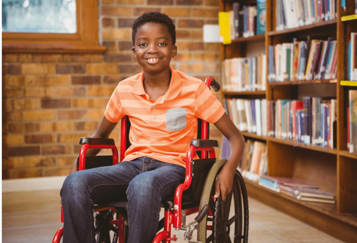 παιχνίδι και κινητική αναπηρία