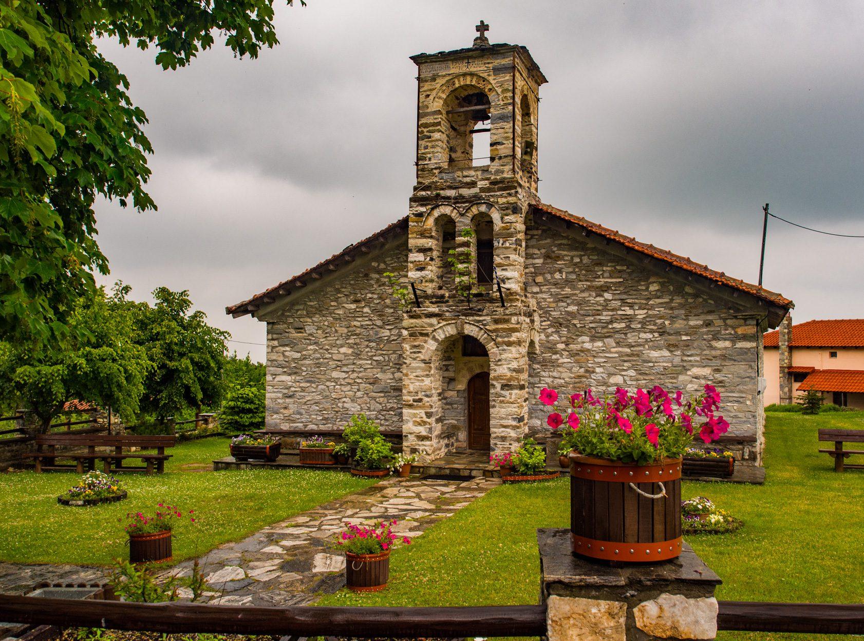 Ναός Αγίας Παρασκευής