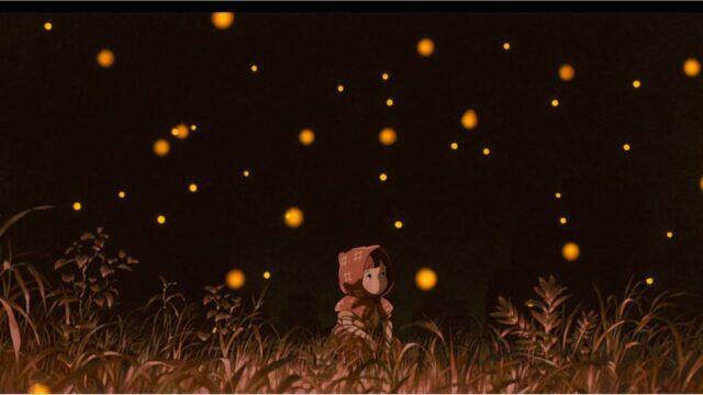 Grave of the fireflies Studio Ghibli