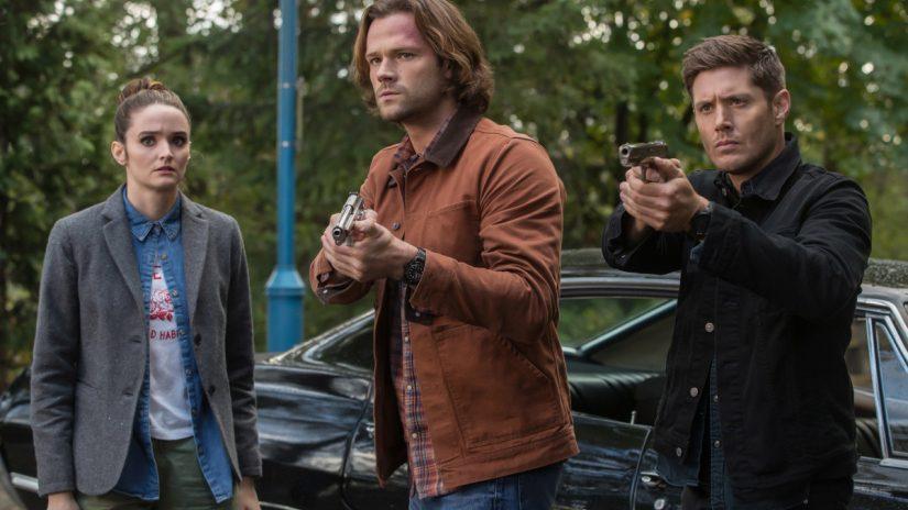 season 13 παράλληλα σύμπαντα, supernatural season 15